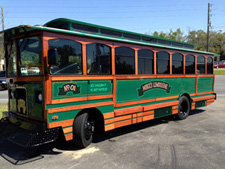 tallahassee trolley